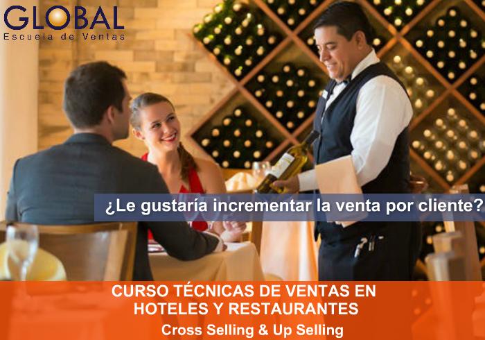 Curso-taller-capacitación-tecnicas-ventas-upselling-cross-selling-Hoteles-Restaurantes